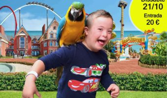 On October 21 we will fill Port Aventura with friends!