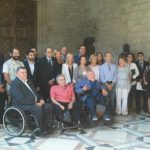 Quim Torra announces a National Pact for people with disabilities